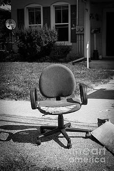 Office Chair Seeks Retirement Employment by John Herzog