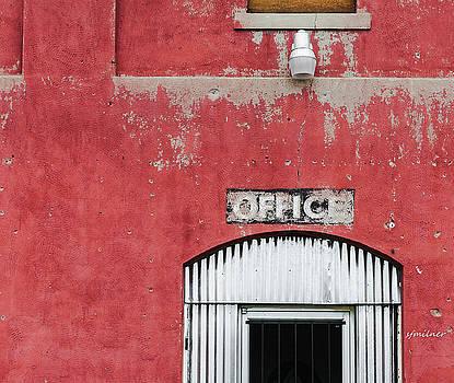 Office Door - Architecture by Steven Milner