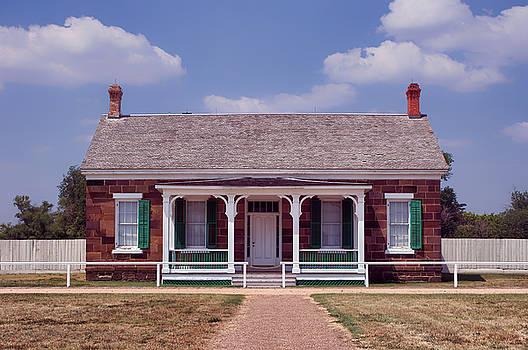 Nikolyn McDonald - Officers Quarters - Fort Larned - Kansas