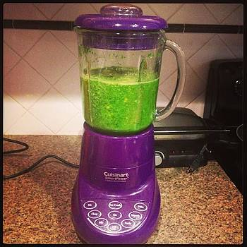 Officially Joining The Green Smoothie by Pharen Bowman