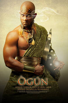 Ogun by James C Lewis