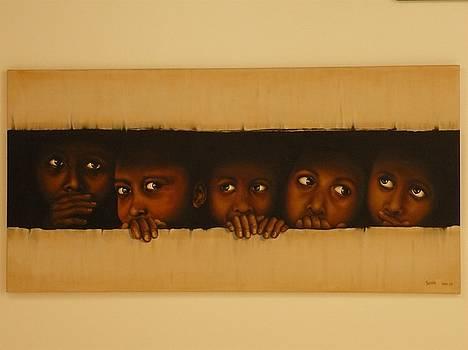 Oh Mali Mali by Sonia Bertal