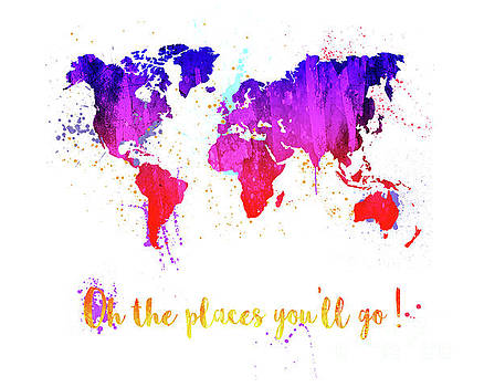 Delphimages Photo Creations - Oh the places