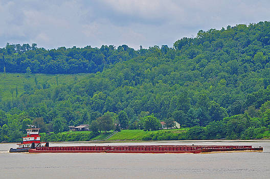 Ohio River 2 by Peter  McIntosh