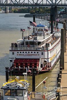 Bob Phillips - Ohio River Boat