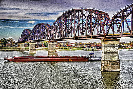 Dennis Cox - Ohio River Bridge