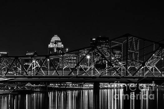 Bob Phillips - Ohio River Bridges and Louisville Skyline 2