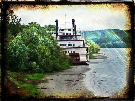 Ohio River  by Michael L Kimble