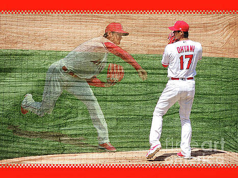 Ohtani Time by Robert Ball