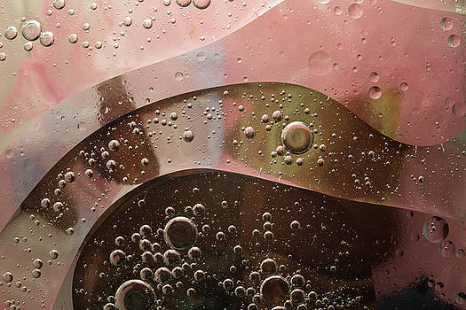 Dee Carpenter - Oil and Water Bubbles