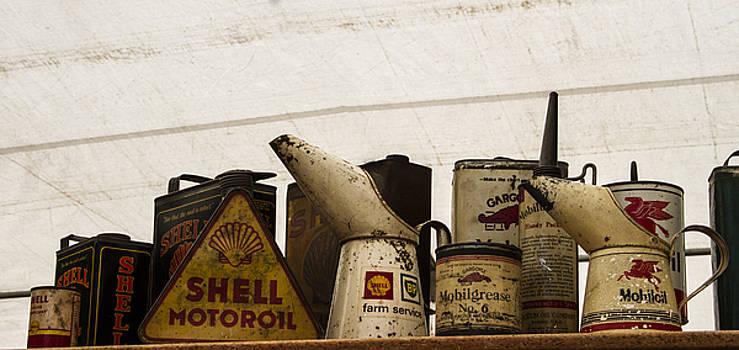 Guy Shultz - Oil Cans