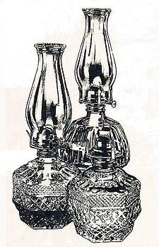 Barbara Keith - Oil Lamps