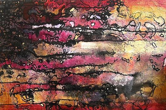 Oil by Lizzie  Johnson