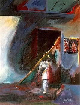Oil Painting by Nursen Gorseldil