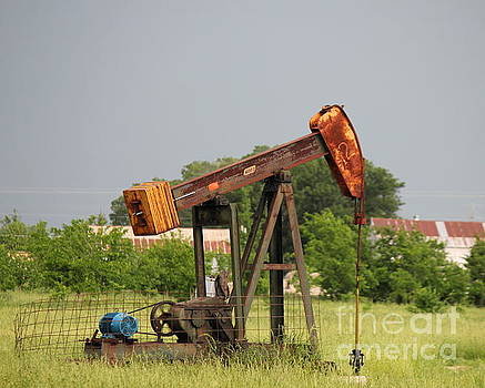 Oil Well 2 by Sheri LaBarr