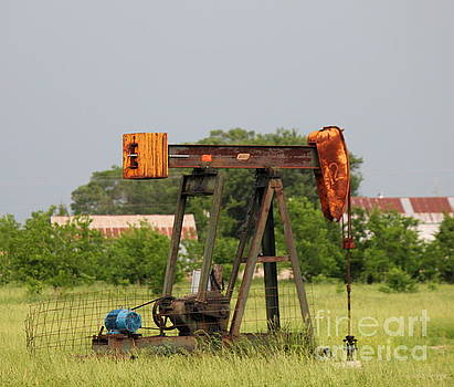 Oil Well by Sheri LaBarr