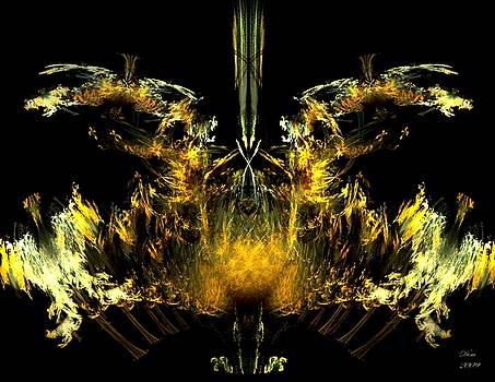 Oiseau de Feu by Dom Creations