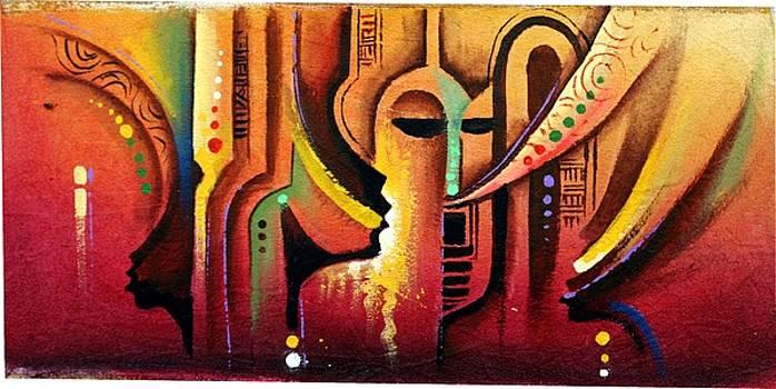 Oju loro wa I by Okemakinde John abiodun
