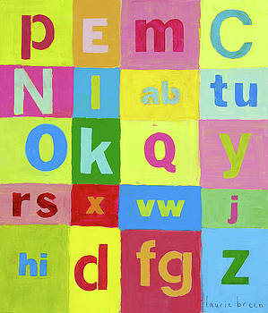 Okay Abcs by Laurie Breen
