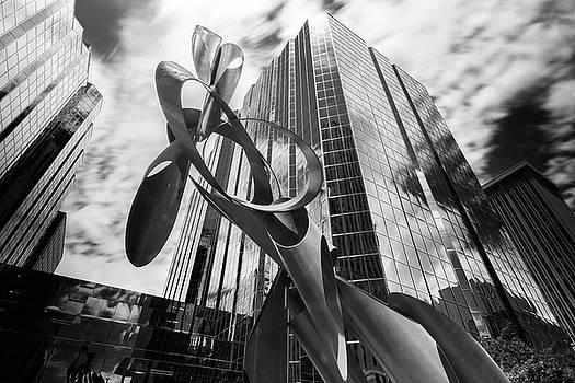 OKC Sculpture by Nathan Hillis
