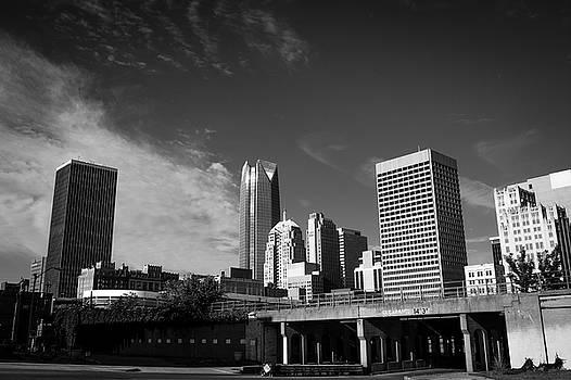 OKC Skyline by Nathan Hillis