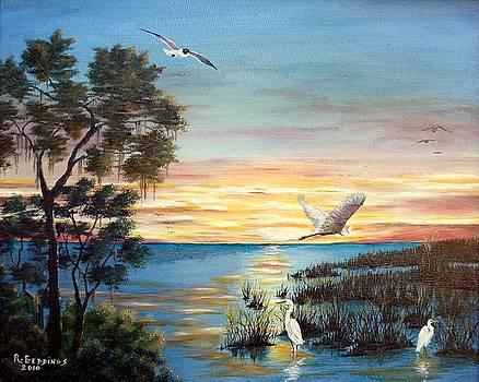 Okeechobee Sunset by Riley Geddings
