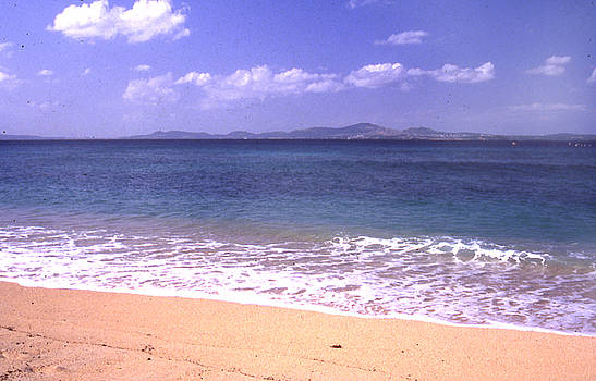 Okinawa Beach 16 by Curtis J Neeley Jr