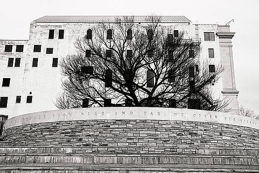 Oklahoma City Memorial 5 by Newman Artography