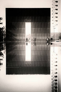 Oklahoma City Memorial by Newman Artography