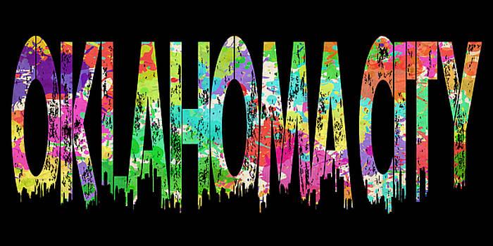 Ricky Barnard - Oklahoma City Typography