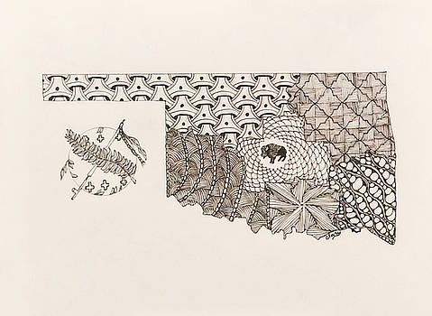Where the Buffalo Roam by Linda Clary