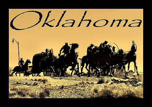 Karen M Scovill - Oklahoma Postcard