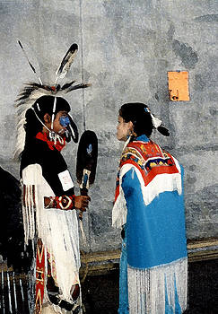 Oklahoma Pow Wow by Lori  Secouler-Beaudry