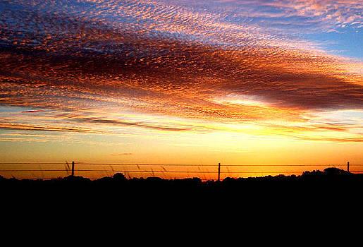 Karen Scovill - Oklahoma Skies