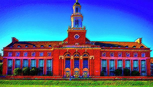 Oklahoma State University by DJ Fessenden