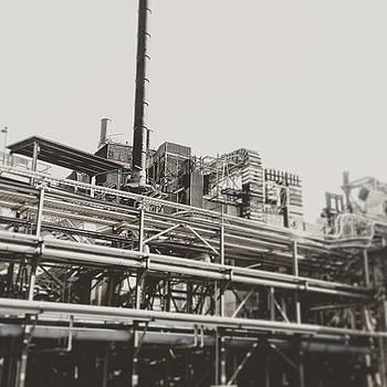 Ol Timey Factory by Birdie Garcia