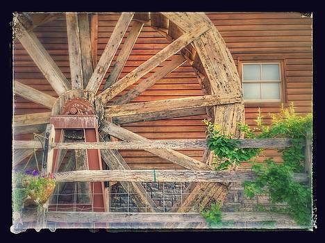 Ol water wheel by Dustin Soph