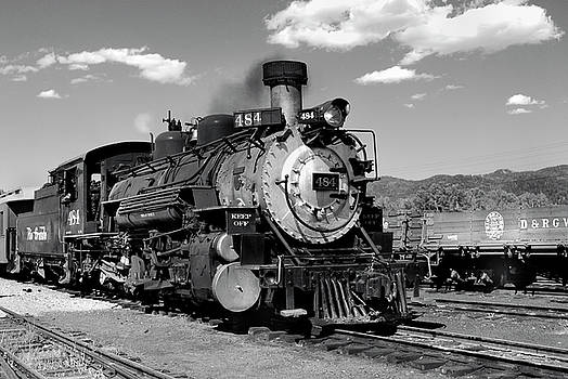 Old 484 I by Ron Cline
