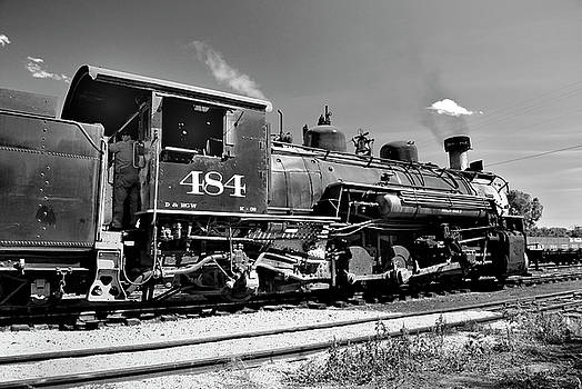 Old 484 II by Ron Cline