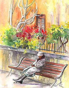 Miki De Goodaboom - Old and Lonely in Italy 01