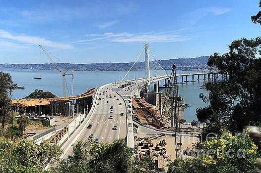 California Views Mr Pat Hathaway Archives - Old and New Bay Bridge April 26 2015