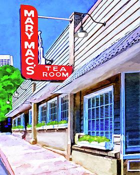 Old Atlanta - Mary Mac's Tea Room by Mark Tisdale
