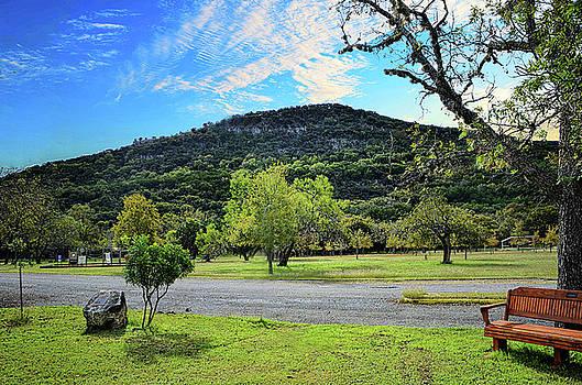 Old Baldy Mountain, Garner State Park by Michael Ziegler
