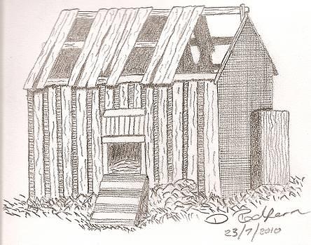 Old Barn by Darryl Redfern