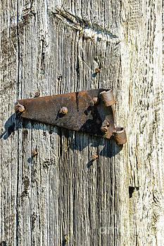 Bob Phillips - Old Barn Door Hinge