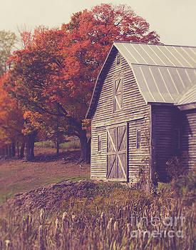Edward Fielding - Old barn in Vermont
