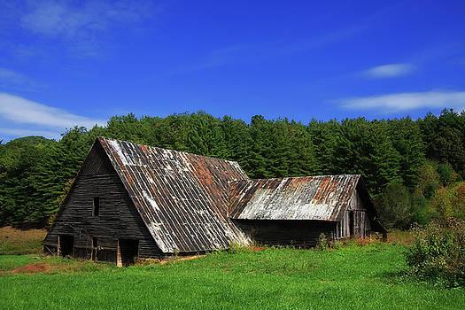 Jill Lang - Old Barn