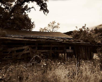 Karen Musick - Old Barn