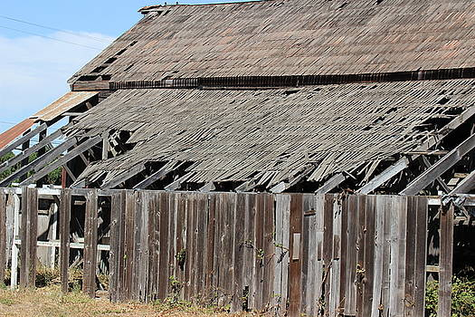 Gary Canant - Old Barn Needs Paint