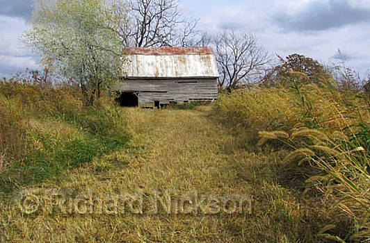 Old Barn by Richard Nickson